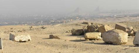 Abu Roash mod Giza