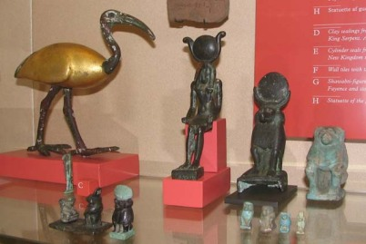Thoth figurer AS