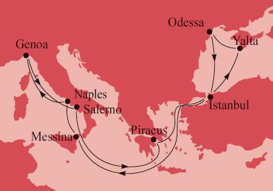 Sortehavet kryds