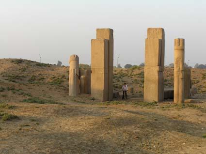 Ehnasiya Tempel