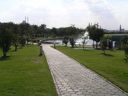al-Azhar parken