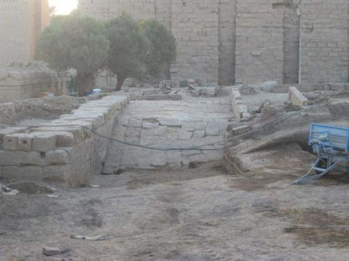 Karnak rampe