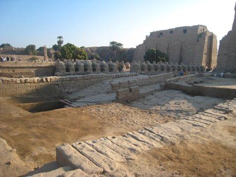 Karnak kajanlæg dec.07