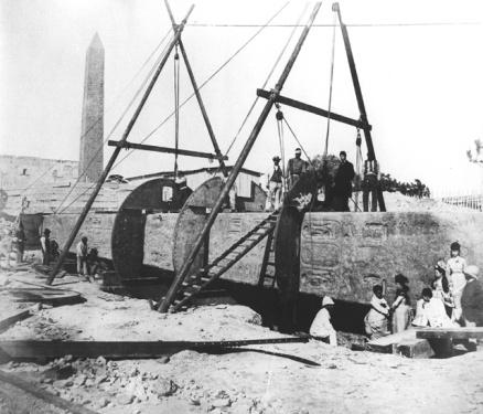 Obelisker i Alexandria