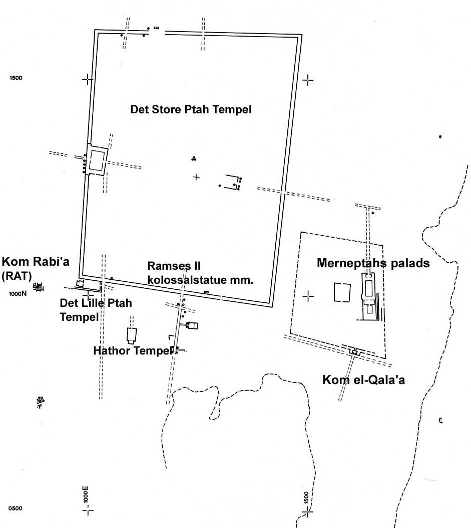 Memphis Og Pyramideomr Derne Tines Gypten Side 4