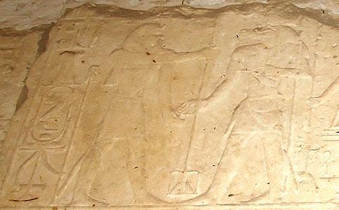 Amenemhet og Sobek