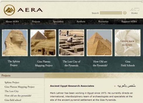 AERA projekter