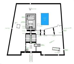Karnak plan