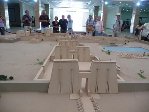 Karnak model