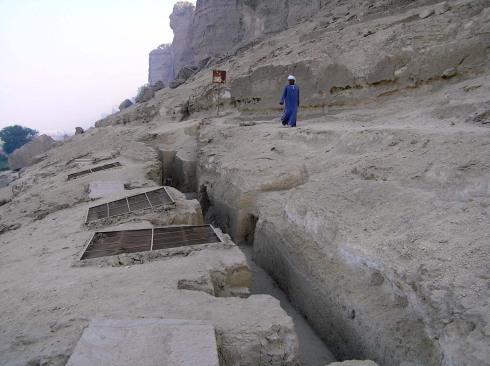 Fraser Tombs