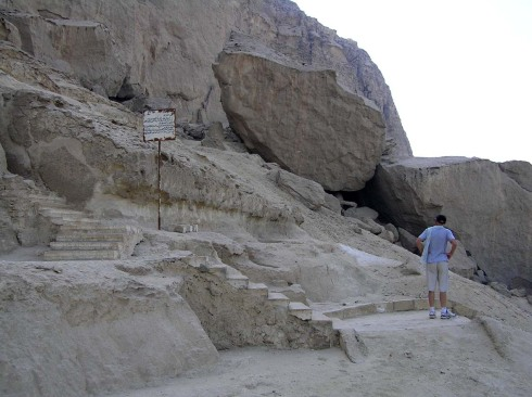 Fraser Tombs 2
