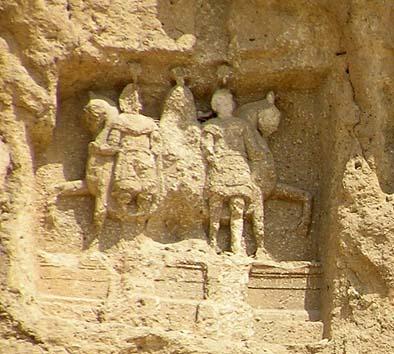 Castor, Pollux og Diana
