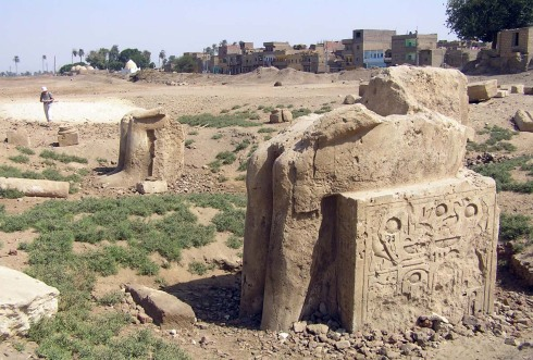 Ramses II Hermopolis