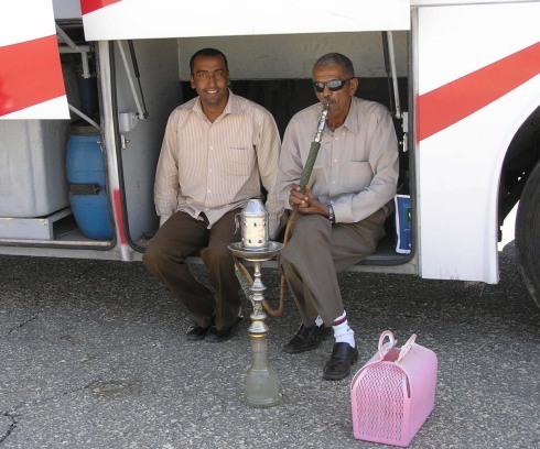 Fekri og Mohamed